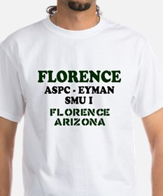 US PRISONS - FLORENCE - ARIZONA T-Shirt