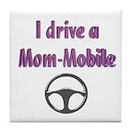 Mom Mobile Tile Coaster