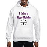 Mom Mobile Hooded Sweatshirt