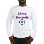 Mom Mobile Long Sleeve T-Shirt