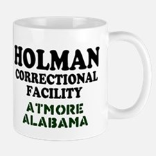 US PRISONS - HOLMAN CORRECTIONAL FACILITY - ATMO M