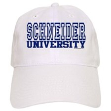 SCHNEIDER University Baseball Cap