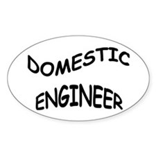 Domestic Engineer Decal
