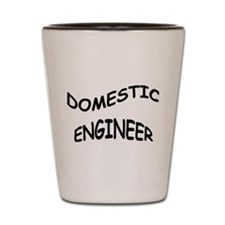 Domestic Engineer Shot Glass