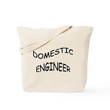 Domestic Engineer Tote Bag
