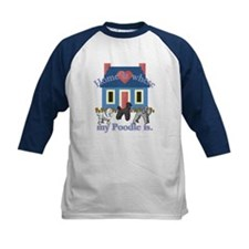Poodle Lovers Gifts Tee