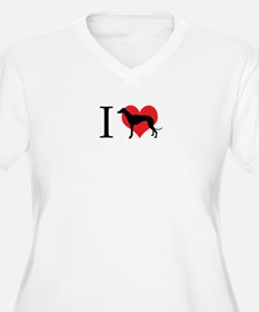 I Love Galgos T-Shirt