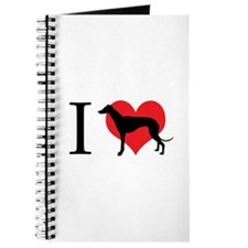 I Love Galgos Journal