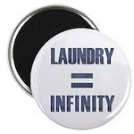 Laundry = Infinity Magnet