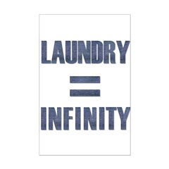 Laundry = Infinity Posters