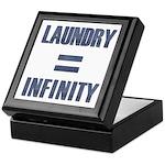 Laundry = Infinity Keepsake Box