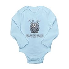 R Is For Rhino Body Suit