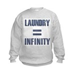 Laundry = Infinity Kids Sweatshirt
