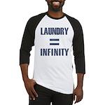 Laundry = Infinity Baseball Jersey