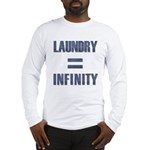 Laundry = Infinity Long Sleeve T-Shirt