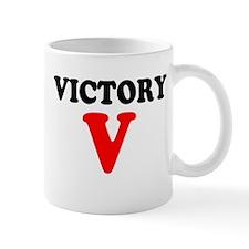 VICTORY V Mugs