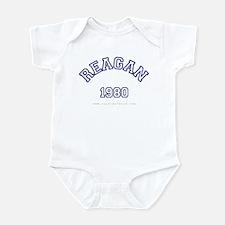 Reagan 1980 Infant Bodysuit