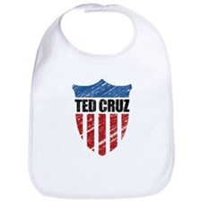 Ted Cruz Patriot Shield Bib