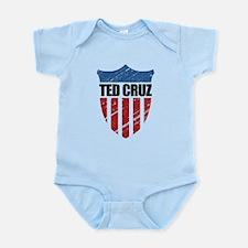 Ted Cruz Patriot Shield Body Suit