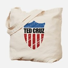 Ted Cruz Patriot Shield Tote Bag