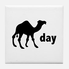 Hump Day Tile Coaster