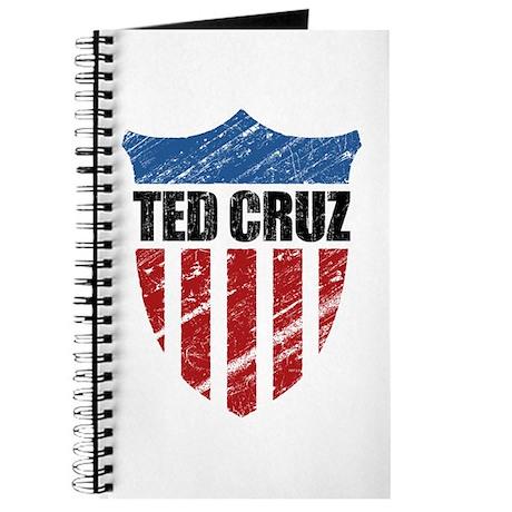 Ted Cruz Patriot Shield Journal