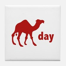 Hump Day Tile Coaster