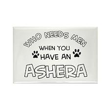 Cool Ashera designs Rectangle Magnet