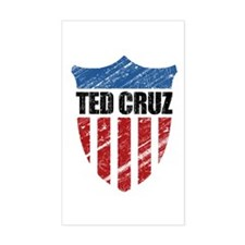 Ted Cruz Patriot Shield Decal