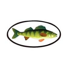 Yellow perch 2 Patches