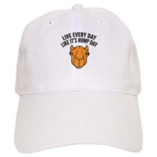 Live Every Day Like It's Hump Day Baseball Cap