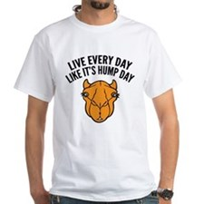 Live Every Day Like It's Hump Day Shirt