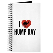 I Love Hump Day Journal