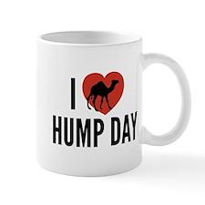I Love Hump Day Mug