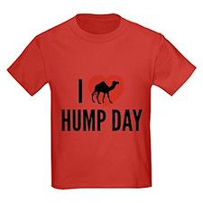 I Love Hump Day T