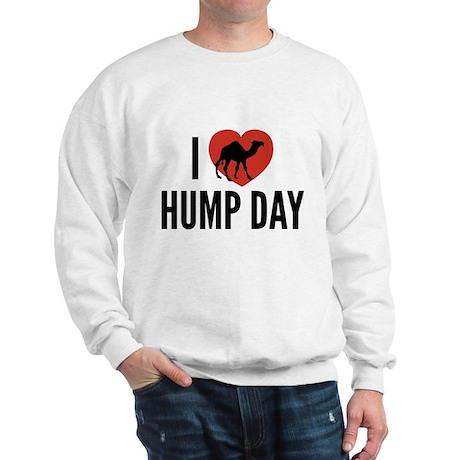 I Love Hump Day Sweatshirt