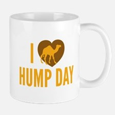 I Love Hump Day Mug