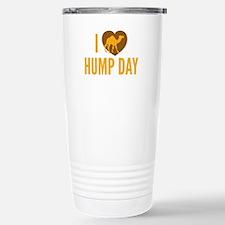 I Love Hump Day Travel Mug