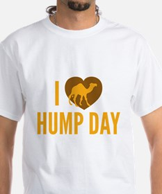 I Love Hump Day Shirt