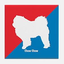 Chow Tile Coaster