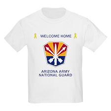Kids T-Shirt: Welcome Home AZ ARNG
