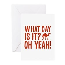 What Day Is It? Oh Yeah! Greeting Cards (Pk of 10)