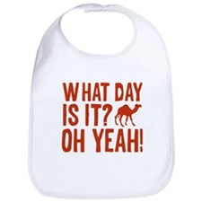 What Day Is It? Oh Yeah! Bib