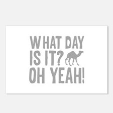 What Day Is It? Oh Yeah! Postcards (Package of 8)