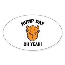 Hump Day Oh Yeah! Decal