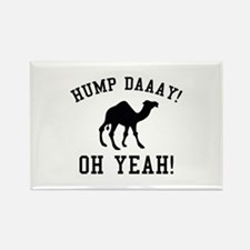 Hump Daaay! Oh Yeah! Rectangle Magnet (10 pack)