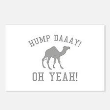 Hump Daaay! Oh Yeah! Postcards (Package of 8)