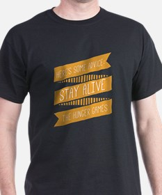 Hand Drawn Stay Alive T-Shirt