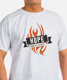 Hope Down With the Capitol T-Shirt