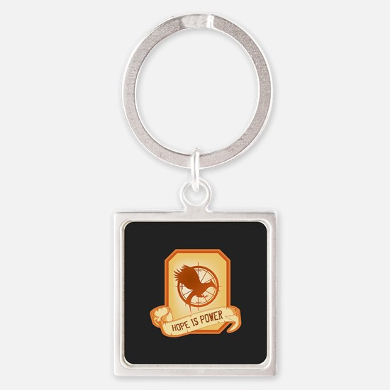 Hope is Power Keychains